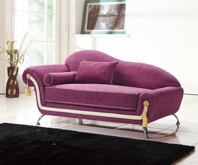 [歐瑞家具]YA346-3紫葳貴妃椅(左.右)/系統家具/沙發/床墊/茶几/高低櫃/床組/1元起/高品質/最低價