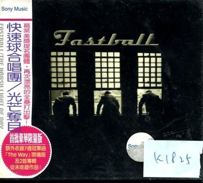 *真音樂* FASTBALL / THE HARSH LIGHT 全新 K1825 (99下標賣)