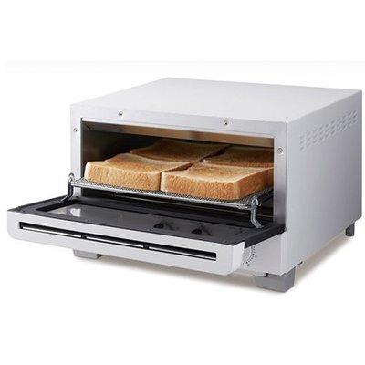 展示機日本 siroca ST-G1110 石墨瞬間發熱 烤箱 烤麵包機 ST-G1110(W) ST-G1110(T)