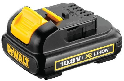 ㊣宇慶S舖㊣ DEWALT 得偉 DCB125 10.8V 1.3Ah鋰電電池 DCF805,DCF815...等用