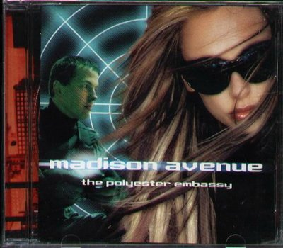八八 - MADISON AVENUE - the polyester embassy - 日版 +2BONUS