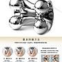 【喬尚拍賣】3D滾輪按摩器【大4輪.汽車型】鑽石頭按摩棒.真人手捏感按摩棒 肩頸按摩