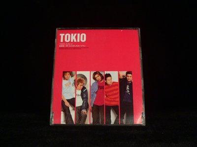 乖乖@賣場~TOKIO單曲~東京小子.櫻庭裕一郎.Backing Track.台版ZA260