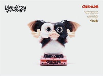 Artlife @ SECRET BASE Gremlins GIZMO FULL COLOR Ver. 經典 小精靈