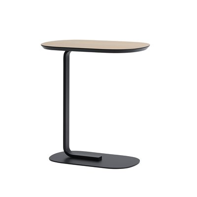 Luxury Life【正品】丹麥 Muuto Relate Side Table 連結系列 機能 邊桌(橡木色桌面)