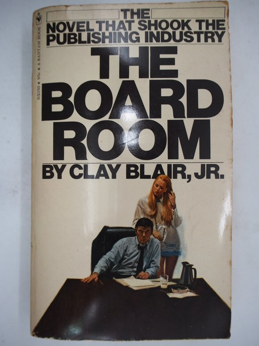 【月界二手書店】The Board Room(絕版)_Clay Blair, Jr. 〖外文小說〗CJO