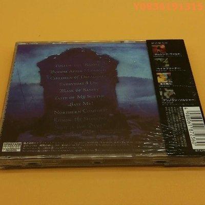 爆款CD.唱片~旋律死亡金屬 死神之子 Children of Bodom Follow The Reaper CD