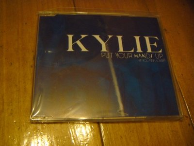 kylie minogue=凱莉米洛=put your hands up=混音 remix CD=不分售