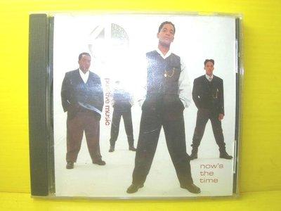 ▀ 博流挖寶館 ▀ 光碟CD 4 pm 就是現在 for positive music
