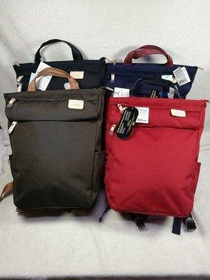 日系双肩包/手提包 男女旅行包