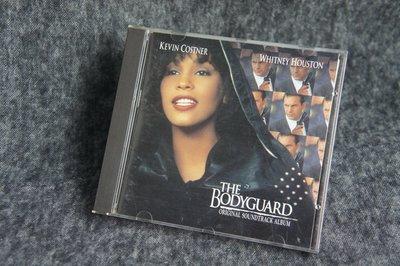 [ CD ]  The Bodyguard 終極保鑣 - 電影原聲帶 / Whitney Houston
