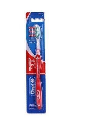 .·°∴1688美妝∴°·.Oral-B 名典型牙刷 顏色隨機出貨