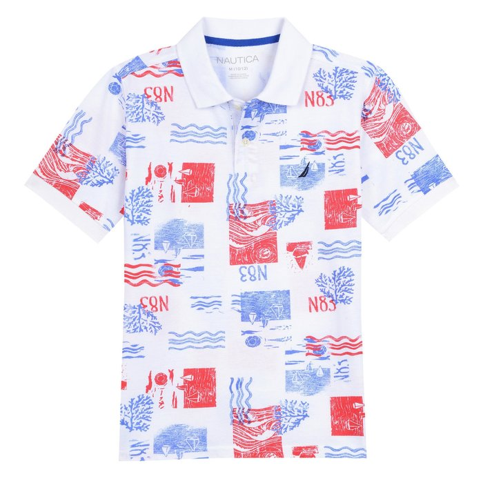 Nautica 男童Polo衫 尺寸7歲
