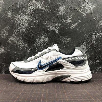Nike Initiator Running 原宿風 復古 休閒運動 慢跑鞋 394055-101 男女鞋