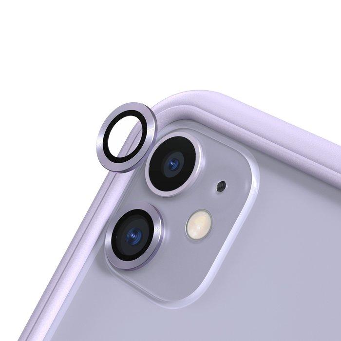 犀牛盾 公司貨 iPhone 11 i11 鏡頭保護貼 6.1吋 2鏡頭 9H鏡頭玻璃 鋁合金 鏡頭環 玻璃鏡頭 鏡頭框