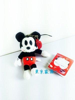 《東京家族》日本迪士尼情人節吊飾 LOVE系列 戀愛 米奇  吊飾 鑰匙圈 絨毛娃娃/玩偶