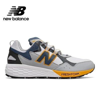 New Balance Crag v2 越野跑鞋 2E寬楦 MTCRGLW2 男款 淺灰 US10 極新