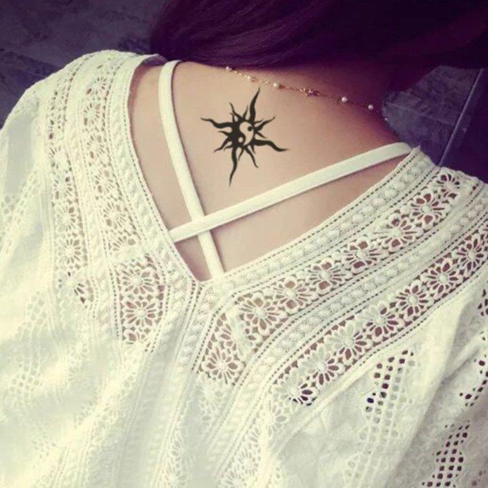 奇奇店-紋身貼頸部紋身貼 防水紋身貼 紋身貼紙 刺青紋身貼#精品圖案 #洗不掉的仿真紋身