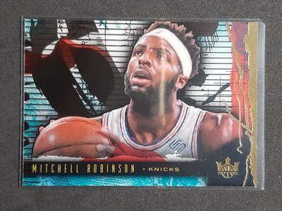 Mitchell Robinson 2018-19 Court Kings Acetate RC