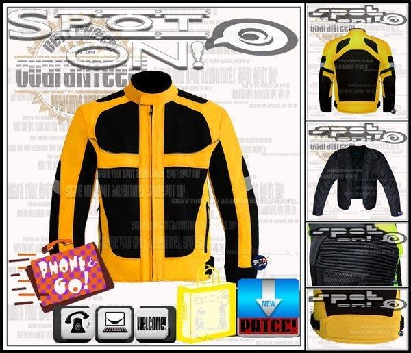 Spot ON - 原廠 JK21 網狀運動尼龍防摔衣ˇ可拆護具冬夏內裏!超值暢銷款 新如意 PB-JK-21W 奔馳