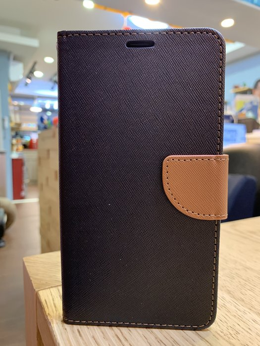 HTC U11 / U11+ / U11 eyes / U ultra 側掀式皮套(黑)