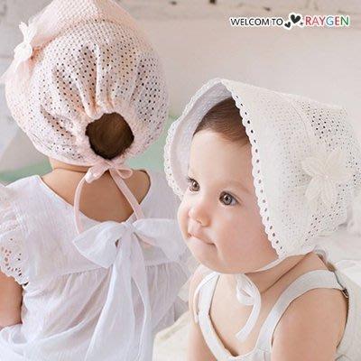 八號倉庫 夏季超薄透氣洞洞花朵公主帽 盆帽 遮陽帽【2F182Z187】
