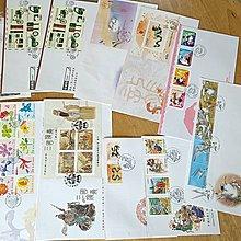 近期首日封系列 預銷首日封共12件 郵票面值285.5元 (部分英文戳) 18-7