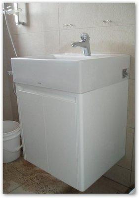 TOTO優惠 臉盆 浴櫃組 L710臉盆+710專用櫃+TLS03301PA臉盆無鉛龍頭