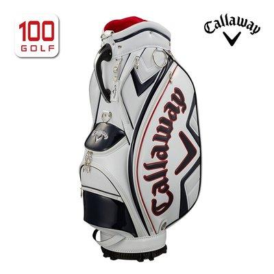 【特價優惠】Callaway/卡拉威高爾夫球包男20全新GLAZE職業款球包時尚Golf球包