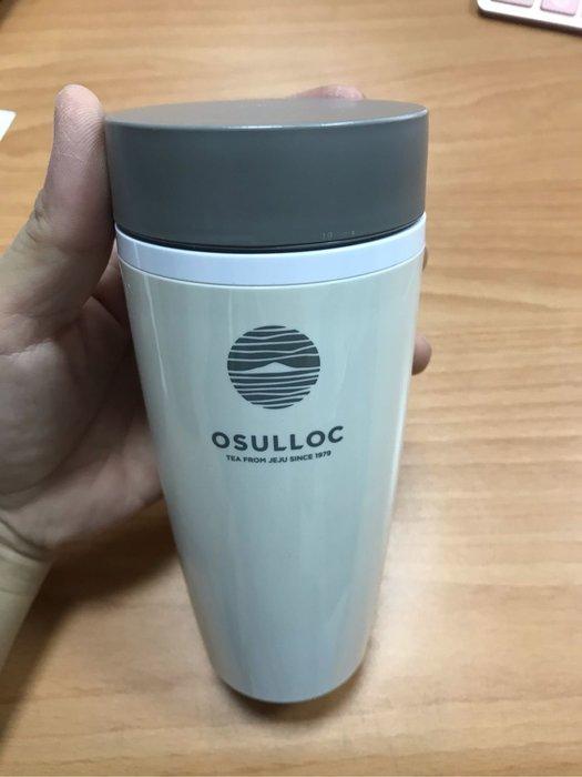全新現貨韓國 OSULLOC 造型款水瓶 保溫杯 泡茶杯 225ml