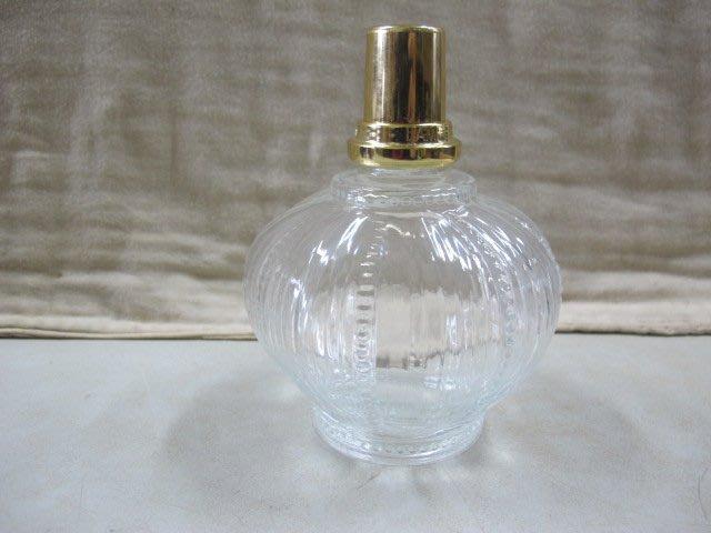 二手舖 NO.3630 全新 法國柏格 LAMPE BERGER PARIS 透明精油空瓶 不含蕊心
