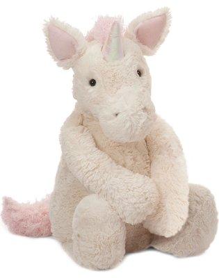 英國 JELLY CAT Bashful unicorn large soft toy 31cm(預購)