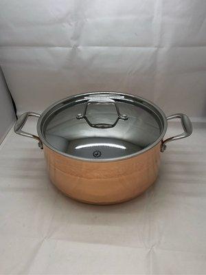 3層銅煲 3ply copper casserole