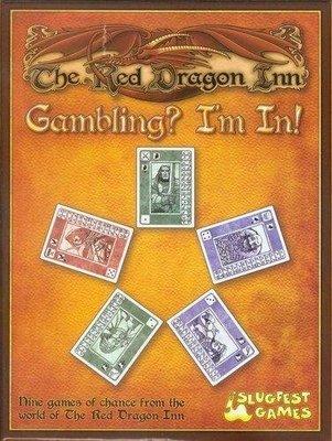 大安殿含稅附發票 Red Dragon Inn Gambling I'm In 紅龍酒店 賭博擴充 可獨立遊玩 正版桌遊