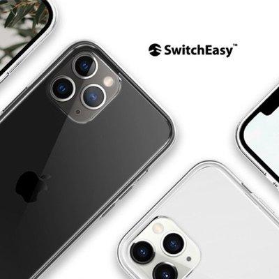 KINGCASE (現貨) SwitchEasy Crush iPhone12 mini 5.4吋 透明吸震防摔手機套