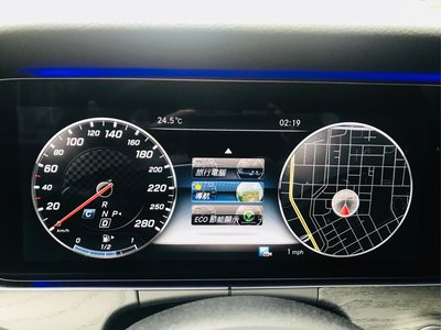 台中 外匯賓士刷原廠導航 美規賓士刷原廠導航 台中 W213刷原廠導航 結合儀表顯示 結合抬頭顯示 台中巨博專業汽車影音 W213改環景系統