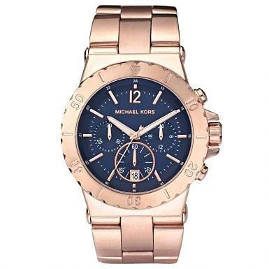 【Michael Kors代購館 】美國正品 MK5410 時尚個性藍色錶面男錶 防水石英大錶盤手錶  腕錶