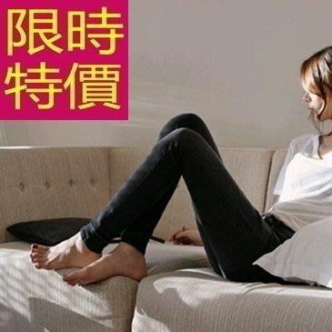 女款牛仔褲保暖加絨-伸縮修身顯瘦微彈力女長褲子63e43[韓國進口][米蘭精品] 高雄市