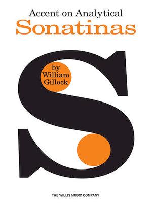 【599免運費】Accent on Analytical Sonatinas分析性奏鳴曲的重音 / HL00415712