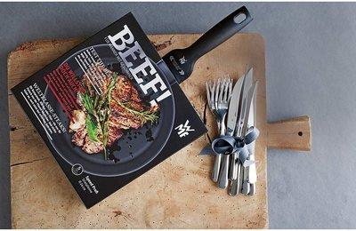 雷貝卡**WMF 德國製造 礦物塗層不沾鍋 24cm 牛排煎鍋 不沾鍋