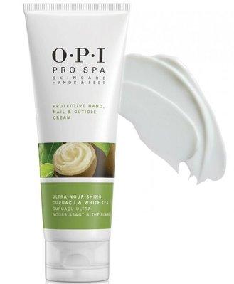 【雷恩的美國小舖】OPI Pro Spa 手部密集滋養修護霜 護手霜 118mL (另有50ml賣場)