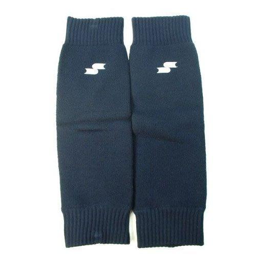 貳拾肆棒球-日本帶回SSK professional model 職業用腿部保暖襪/ 深藍
