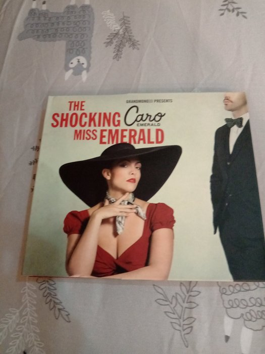 Caro Emerald 卡蘿艾默洛 -The Shocking Miss Emerald 驚豔的艾默洛小姐