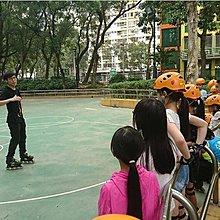 滾軸溜冰運動 (親子童裝屯門天水圍媽媽爸爸家庭