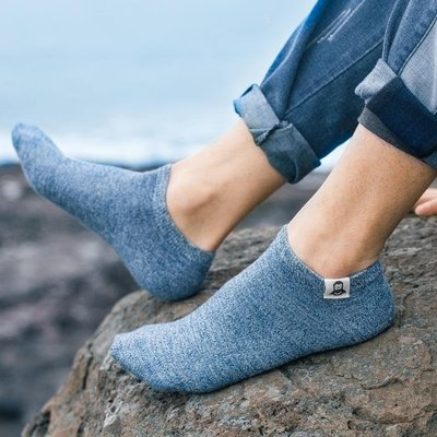 5裝襪子男船襪訂標短襪春夏季棉質襪潮男士低筒薄款男襪AMXP