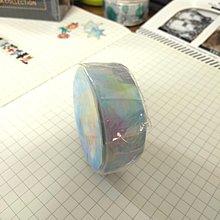 【R的雜貨舖】紙膠帶分裝 非整捲 World craft 和紙膠帶 水彩系列 - 渴望 群青