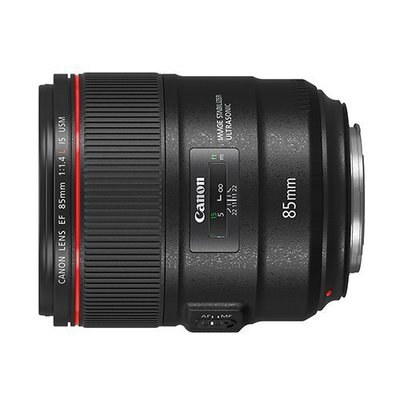 Canon EF 85mm F1.4L IS USM  ・大光圈 定焦鏡 F1.4 L 台灣佳能公司貨