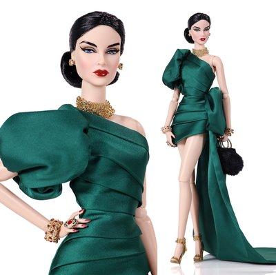Fashion Royalty Dania Such a Gem Ryan Liang設計FR晚禮服娃娃