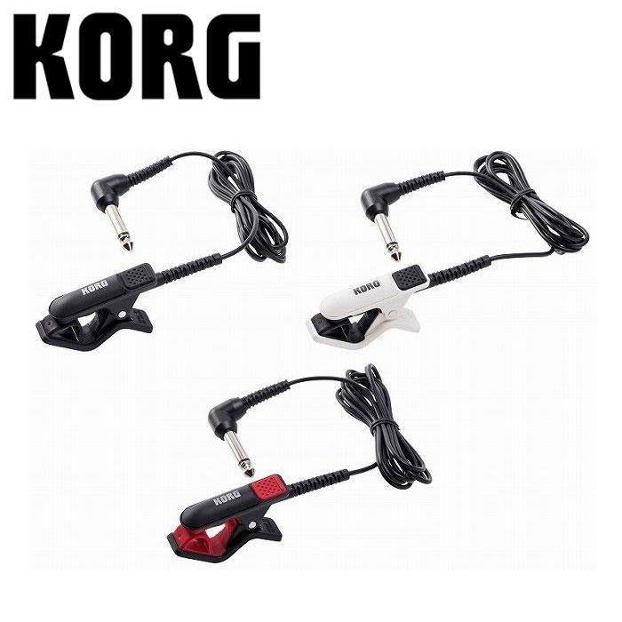 【六絃樂器】全新最新款 Korg CM-300 高靈敏度調音夾 / 各廠牌調音器都可使用