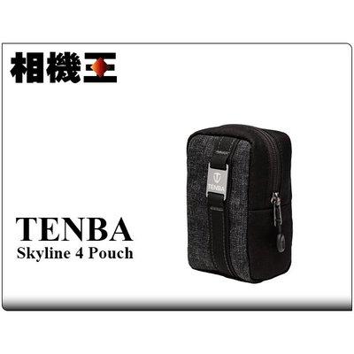 ☆相機王☆Tenba Skyline 4 Pouch 相機包 黑色 (5)